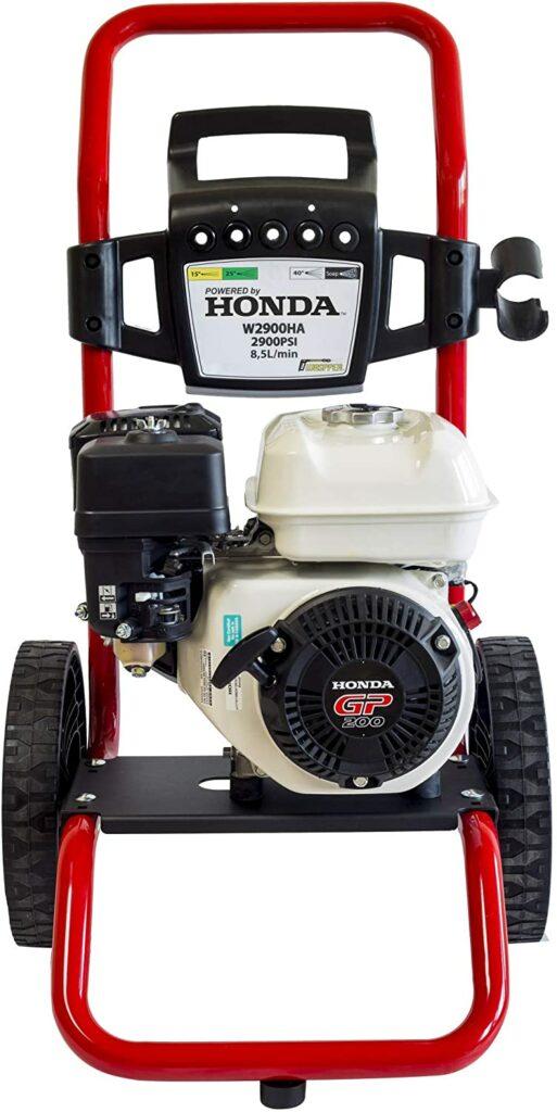 Máquina limpiadora a presión Gasolina Waspper Motor Honda